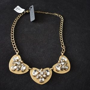 NWT J Crew Gold Necklace